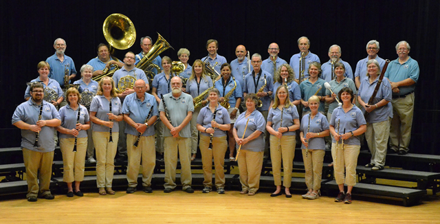 May 2015 Gorge Winds Concert Band